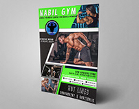 Flyer Professional GYM