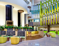 Holiday Inn Atrium - Singapore