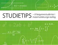 Studietips til begynnerstudenter i realfag