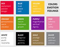 Colors | Emotions | Feelings