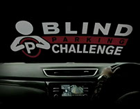Nissan Blind Parking Challenge