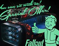 Fallout 4 - The Vault Dweller Tip#21 - Sofa