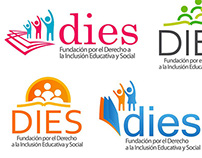 Diseño de Logo para Fundación DIES