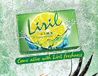 Unilever Liril Fresh is Back