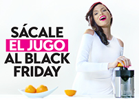 Black Friday Casa Cuesta