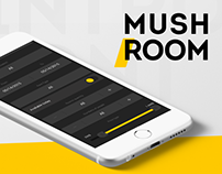 MUSH ROOM | Booking Service | iOS & ANDROID