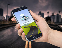 Zay Ride App Icon & Splash Screen Rebranding