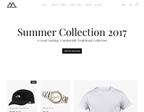 Mira - Minimalist WooCommerce WordPress Theme