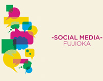 Social Media - Fujioka