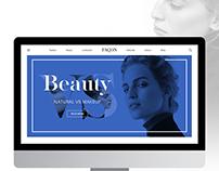 Façon Magazine Concept
