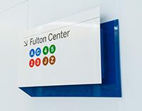 WTC Signage & Wayfinding System