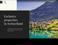 Exclusive properties in Switzerland