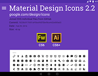 Google Material Design Icons 2.2 (AI, FW.PNG)