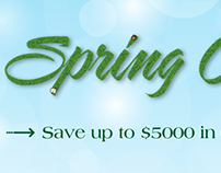 Spring Closing Event Web Banner
