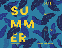 Summer Leaves | Modern and Creative Templates Suite