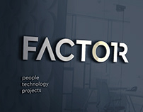 Factor01 Corporate Identity Redesign