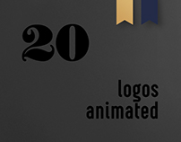 20 logos animated