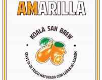 KOALA SAN BREW- AmarillaBeer