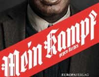 Mein Kampf (Book, Promotion, Direct, PR, Print)