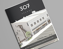 307 Second Brochure Design