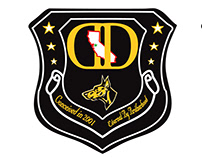 'DD' Brand Identity