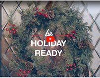 Walgreens Holiday 2018 Ad: Props and Art Dept Styling