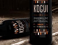 KOGUI BEER - BRANDING