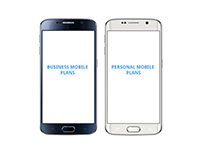 Business Mobile vs Personal Mobile