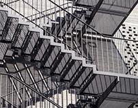 zumthor's staircase