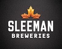 Sleeman Breweries | Branding | lg2boutique
