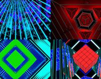 Light Neon - VJ Loop Pack (5in1)