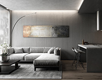 Designs & visualisation of the suites