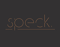 Free Speck Display Font