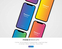 Iphone / Phone X Mockup