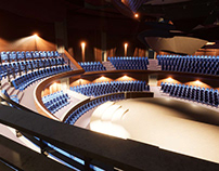 Sala de conciertos Lucas Villa - Acústica