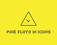 Pink Floyd in Icons