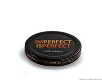 IMPERFECT cream range - Designbridge brief