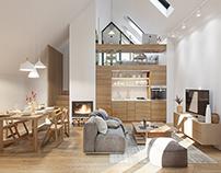 Dream House (Interior)