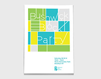Bushwick Block Party : Festival Branding