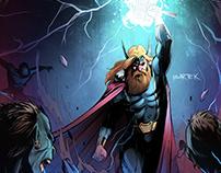 Olda man Thor