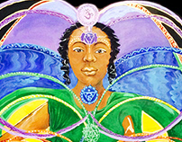 Art for Yoga Studios and Sacred Spaces