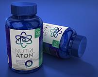 Nutriaton Vitamins, for Autofarma.