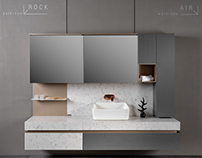 ROCK bathroom / ELIO