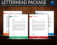 Clean Letterhead II Free Download