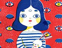 Eyes of Zashiki- warashi