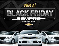 Black Friday Sempre Chevrolet