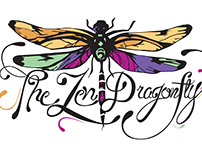 The Zen Dragonfly Logo