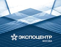 Разработка сайта ЦВК «Экспоцентр»