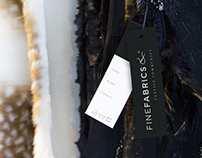 Fine Fabrics Branding