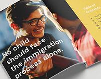 Safe Passage Project – Rebrand